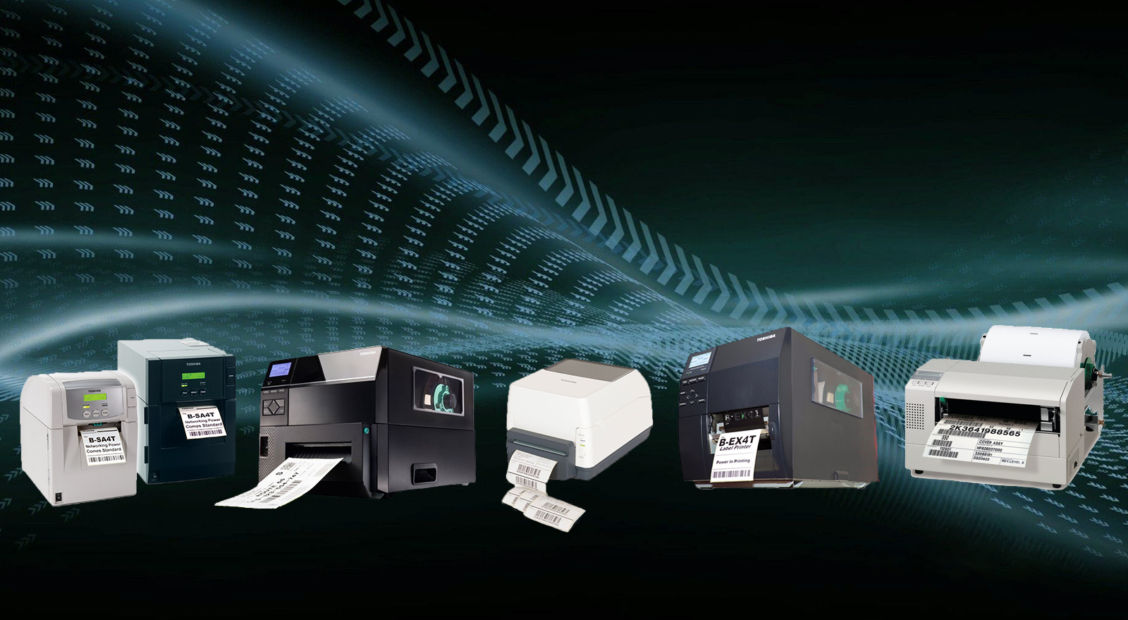 BARCODE PRINTER AND SCANNER